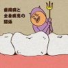 知らぬ間に体をむしばむ歯周病
