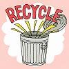 開発途上国のゴミが資材に生まれ変わる仕組みを作る