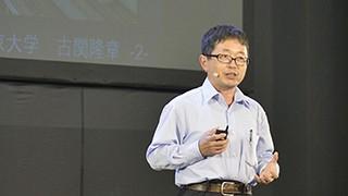 電磁車輪 磁気浮上/リニアモータ 東京大学 工学部 電気電子工学科<br>古関 隆章 教授